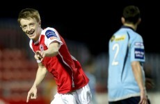 Airtricity League: Shels felled by Forrester hat-trick