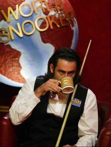 9 ways to live your life like Ronnie O'Sullivan