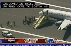 LIVE: Authorities intercept flight leaving Boston in security alert