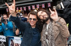 The Dredge: Russell Brand is in a rage with Tom Cruise