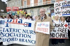 Nurses warn of industrial action if government legislates for pay cuts