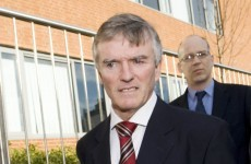 Ivor Callely appears in court over allegedly falsified expenses claims