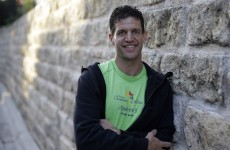 Meet the Texan marathon runner who had two near misses this week
