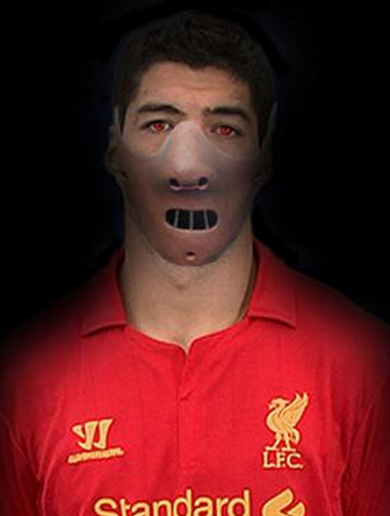 How Twitter reacted to the Luis Suarez biting incident