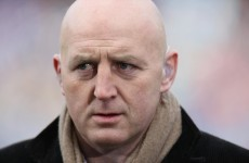 Keith Wood helping the IRFU to pick the next Ireland coach