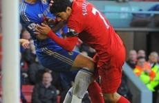 Luis Suarez accepts charge of violent conduct