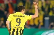 Lewandowski almost signed for Blackburn – but the volcanic ash cloud intervened
