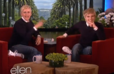 VIDEO: This is the best Ellen impersonation you'll ever see