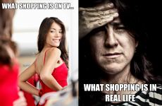 9 reasons shopping is a special brand of horror