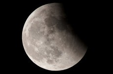 Want to see a bite taken out of the moon? You can tonight