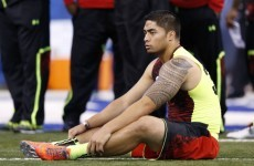 Manti Te'o missed out in first round of the NFL draft
