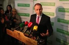 Micheál Martin gives Taoiseach an E- grade on jobs