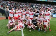 Derry secure Division 2 league title against Westmeath