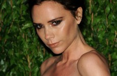 The Dredge: Naked Victoria Beckham leaves her son MORTO