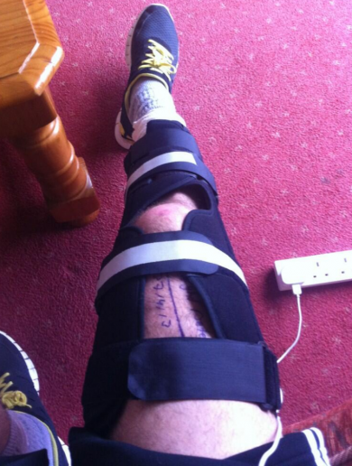 Shattered kneecap rules Waterford hurler Stephen Daniels out for 2013 season