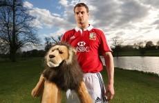 'Incredible, an accolade very few players achieve': Sam Warburton