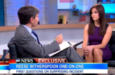 VIDEO: Reese Witherspoon talks about her arrest