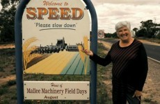 Australian town changes name from 'Speed' to 'SpeedKills' to promote road safety