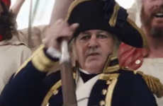 New Lions promo stars BOD, Gatland & Willie John dressed as a ship crew