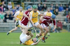 Antrim defeat Westmeath in Leinster SHC opener