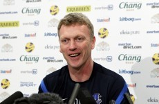 David Moyes 'hadn't planned' to leave Everton