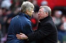 Arsene Wenger hails old sparring partner Ferguson