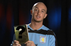Stephen Ireland's favourite book is...