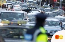 Half of Irish drivers admit to suffering road rage