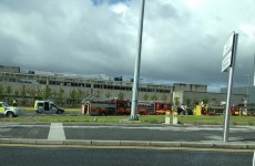 Man freed after car overturns at Terminal 1 in Dublin Airport