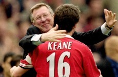 'I wasn't surprised. He has made the right choice' - Keane on Ferguson