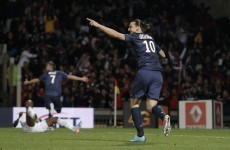 Zlatan, Paris Saint-Germain clinch Ligue 1 title