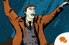 Column: Here's why I decided to make a graphic novel about Jim Larkin