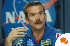 Column: Chris Hadfield is inspiring a new generation of astronauts