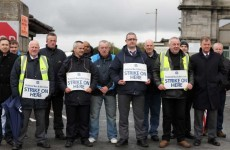 Bus Éireann strike: LRC invites company and workers to talks