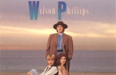 Wilson Phillips' seminal hit Hold On, as sung by a male Indie band