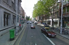 Will Dawson St be left without a northbound Luas stop?
