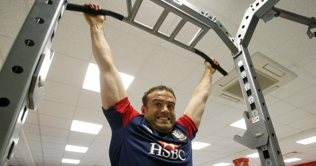 In pictures: Warren Gatland's Lions squad are put through their paces