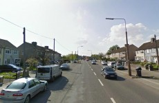 Device explodes beside car in Finglas