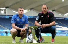 Sergio Parisse: Heaslip's praise means nothing to me come kick-off
