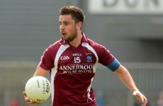 The former Shamrock Rovers player who's centre-back for Westmeath on Sunday