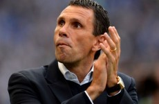Gus Poyet suspended by Brighton 'for alleged breach of contract'