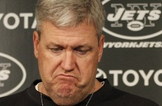 Rex Ryan puts last season behind him as he 'guarantees' a Super Bowl