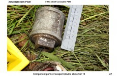 Grenade filled with nails would have caused 'serious injury or death'
