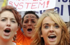 Primary teachers votes for strike action if government cuts their pay