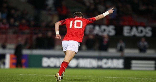 Ronan O'Gara's incredible Munster career in 40 brilliant pictures