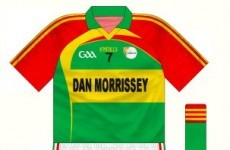 TheScore.ie commenters' favourite GAA jerseys