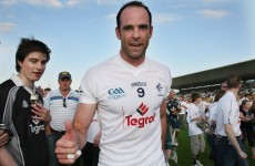 Kildare legend Earley announces retirement from inter-county football