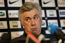 'I want to leave PSG. Real Madrid is a possibility' – Ancelotti