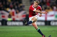 Gatland won't be handing Wilkinson a late Lions call-up