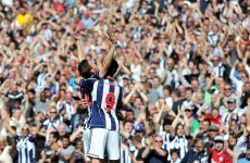 Roundly predicted as relegation fodder, it's West Brom 1-0 TheScore.ie